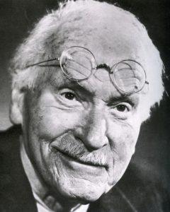 C.G.Jung Portraet